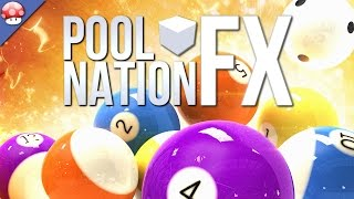 Pool Nation FX Gameplay PC HD [60FPS/1080p] [Early Access]