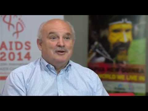 Oil Search at AIDS 2014 (Part 1)