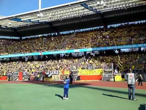 FCN gegen BVB 24.04.2010