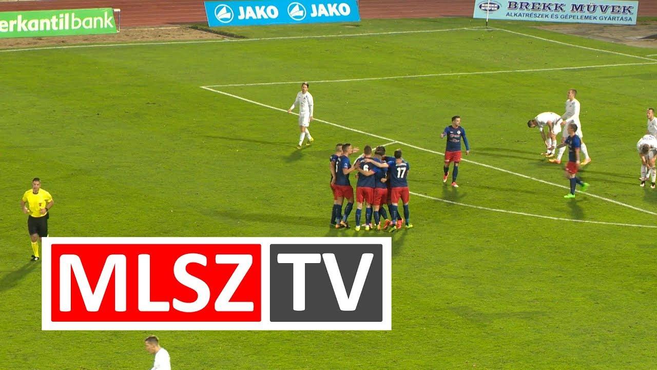 Nyíregyháza S. FC - Békéscsaba 1912 Előre |4-1 (1-0) | Merkantil Bank Liga NB II.| 17. forduló