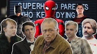 Психотерапия для родителей супергероев