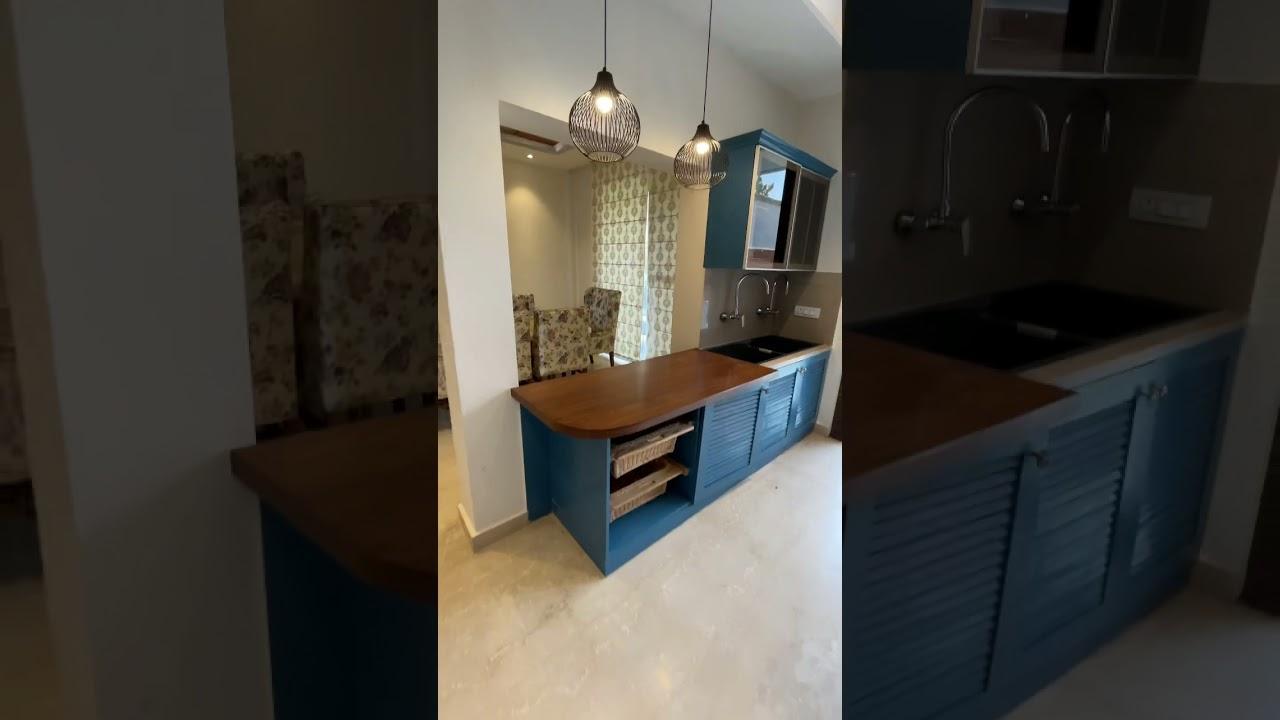 क्या आप भी ऐसा किचन Modular Kitchen रेडी करना चाहते है #shorts