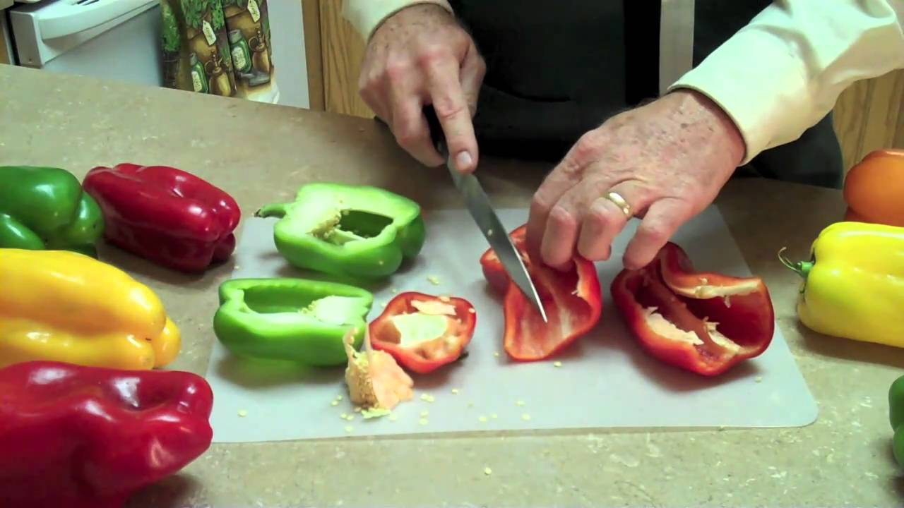 How to cook bell pepper 9
