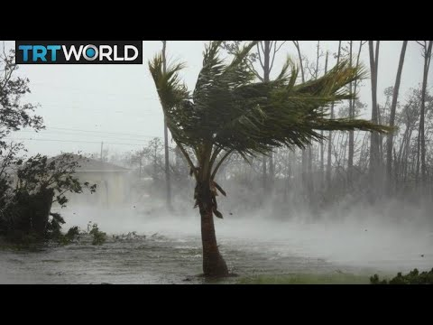 Hurricane Dorian: At least five people killed in the Bahamas
