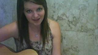 me singing teenage dream by katy perry