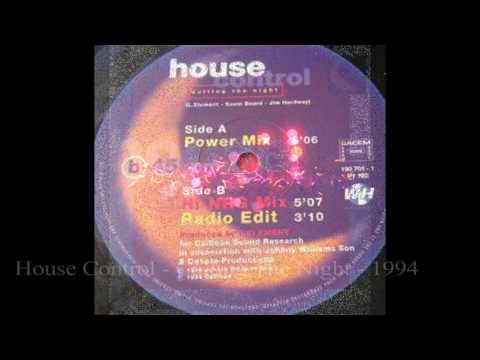 House Control - Calling The Night (Hi-NRG Mix)