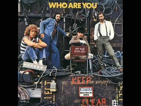 """The Who """"Who Are You"""" Isolated Drums"""