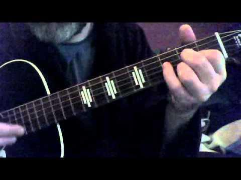 Runaway Del Shannon Guitar Lesson Chords Lyrics Solo - YouTube