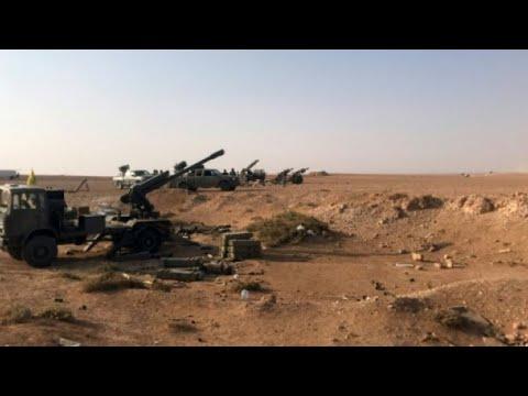 الجيش السوري يسيطر مجددا على مدينة البوكمال الاستراتيجية  - نشر قبل 1 ساعة