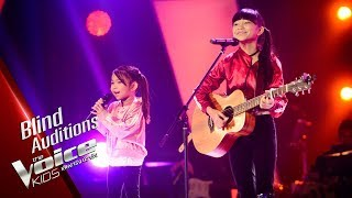 มณี & มินา​ - Price tag  - Blind Auditions - The Voice Kids Thailand - 15 Apr 2019