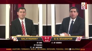MAÇ GÜNÜ | GALATASARAY - D. G. SİVASSPOR