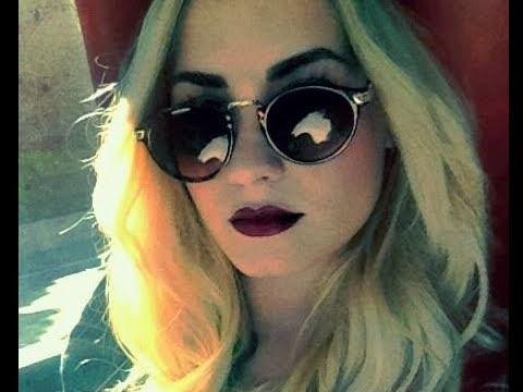Demi Lovato Edgy Grunge Look - Makeup Tutorial