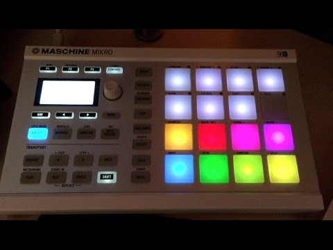 Maschine Mikro MKII Hardware is Bricked?!