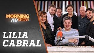Lilia Cabral - Morning Show - 22/10/19
