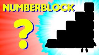 Can You Guess Numbeŗblocks by Silhouette?