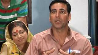 Bindaas Bollywood - Bollywood World - Akshay Kumar back on TV for Khatta Meetha
