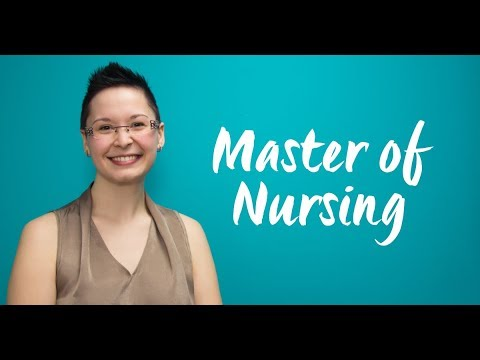 Hear from current Master of Nursing student Jessie - Thompson Rivers University