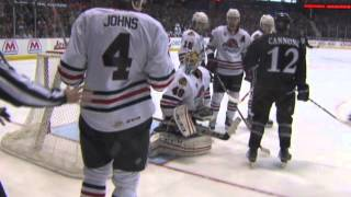 Game Highlights Jan  17 Chicago Wolves vs  Rockford IceHogs