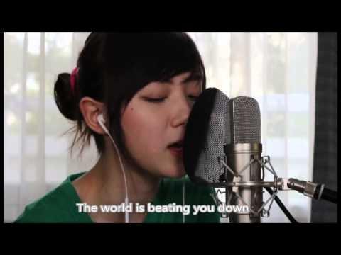 Cewek Thailand Cantik Nyanyi Lagu All of Me   John Legend