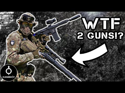 M24  PDW is Overpowered against Everyone!