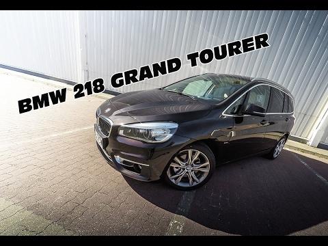 bmw 218 grand tourer xdrive youtube. Black Bedroom Furniture Sets. Home Design Ideas