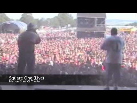 Square One - State of the Art (Live)