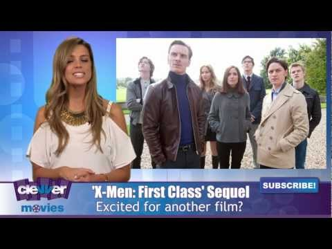 'X-Men: First Class' Sequel Moving Forward