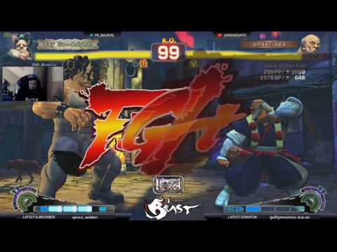 Ultra Street Fighter IV!!!! Twitch stream 7/23/2017