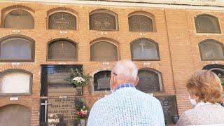 València limita el aforo en cementerios municipales por la pandemia