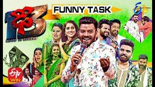 Dhee 13 | Kings vs Queens | Funny Jokes All in One January month 2021 |Sudheer|Rashmi|Deepika| Aadi