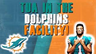 Miami Dolphins Tua Tagovailoa In The Facility! | Will There Be A 2020 Season