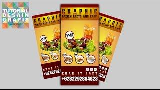 Creative Restaurant Banner | Graphic Design Tutorials