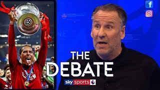 Are the current Liverpool team the best in the club's history? | The Debate | Merson, Aluko & Murray