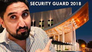UAE SECURITY GUARD TRAINING | DUBAI JOBS SECURITY GUARD 2018