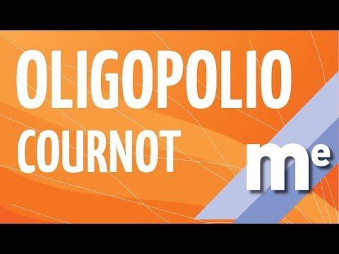 Oligopolio: Duopolio de Cournot de YouTube · Duración:  12 minutos 30 segundos  · Más de 48.000 vistas · cargado el 17.09.2015 · cargado por Montero Espinosa