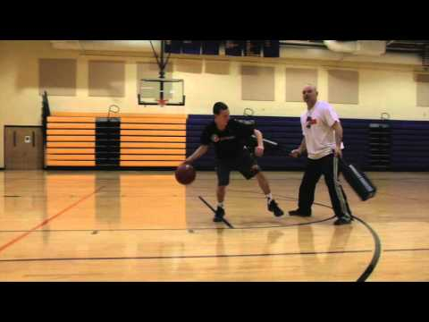 How to Use the Defender Extender Basketball Training Pads for Skill Development