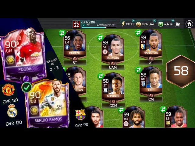 FASTEST BRONZE PLAYERS ! Won 120 OVR BARCELONA/POGBA Campaign Matches| MOst Red Cards in fifa mobile