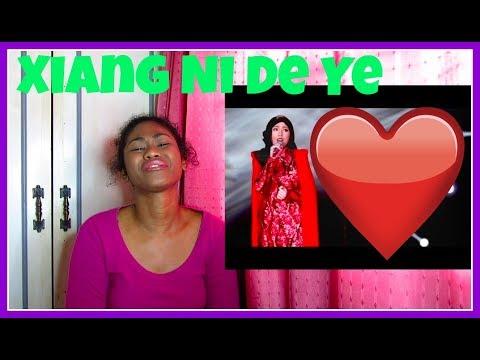 Shila Amzah - 想你的夜 Xiang Ni De Ye (The Night Thinking of You) | Reaction