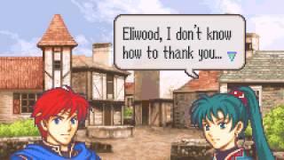 Fire Emblem - Fire Emblem (GBA / Game Boy Advance) - chapter 8 and 9 - User video