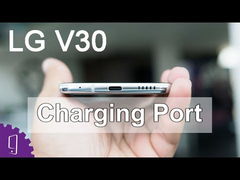 LG V30 Charging Port Repair Guide