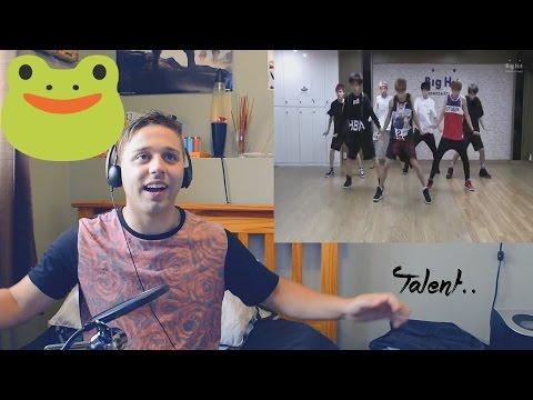 BTS 'DANGER' DANCE PRACTICE (REACTION)