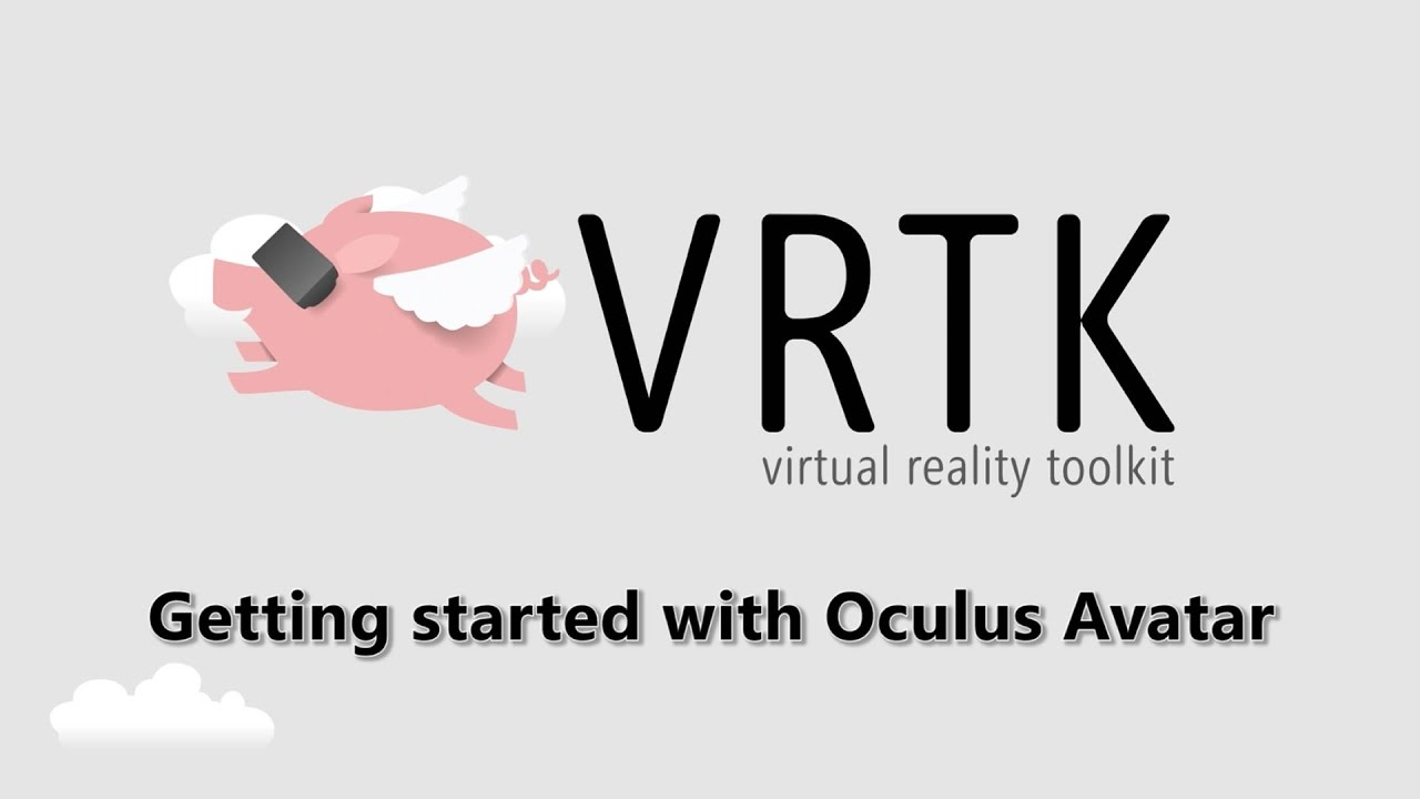 [Basics] Getting Started With Oculus Avatar