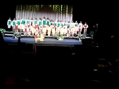 Children's Choir @CCC (singing)- Awesome