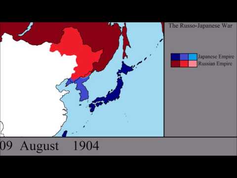 The Russo - Japanese War: Every Day