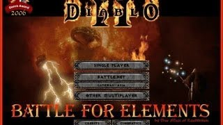 Обзор мода Battle for Elements