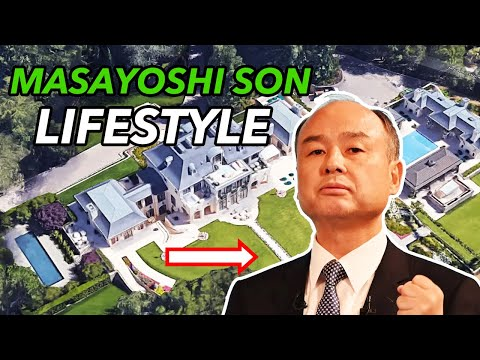 """Lifestyle of The Richest in Japan - """"Masayoshi Son"""" Net worth, Income, House 