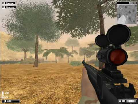 Army Ranger Mogadishu - Download Game PC Iso New Free