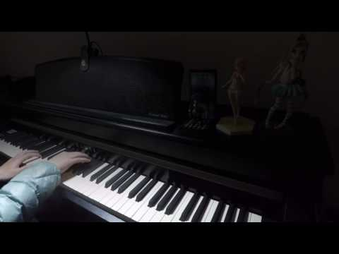 ユメミル雨 - Hand Shakers ED TV size[piano]