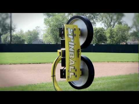 spinball wizard pitching machine