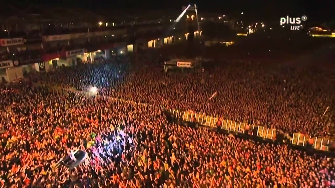 rammstein haifisch live rock am ring 2010 full hd 1080p. Black Bedroom Furniture Sets. Home Design Ideas